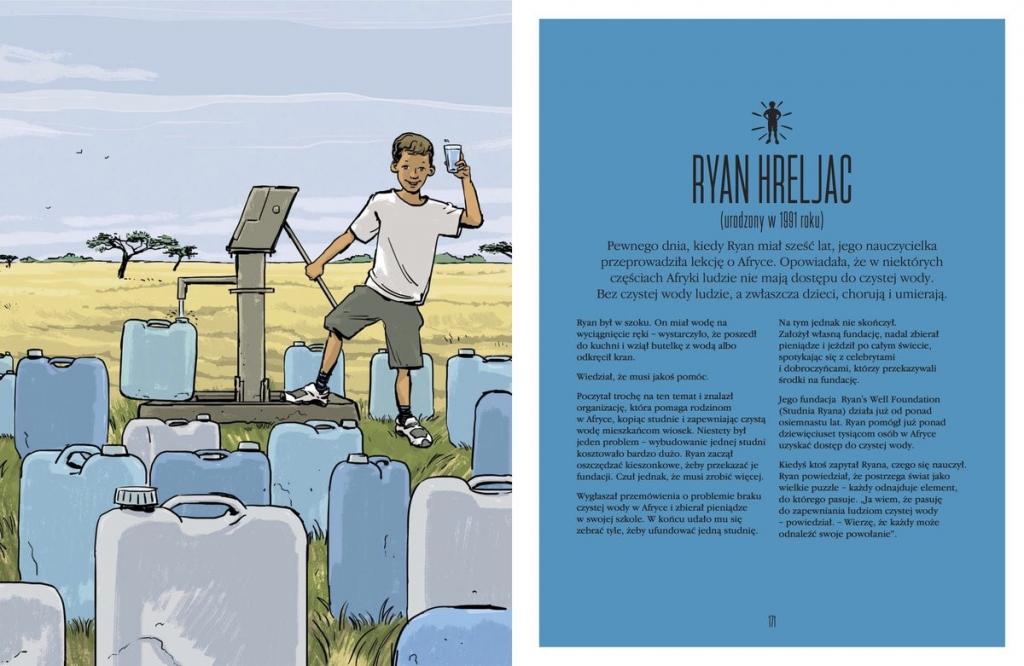 Opowieści dla chłopców, którzy chcą być wyjątkowi - wydawnictwo K.E.Liber