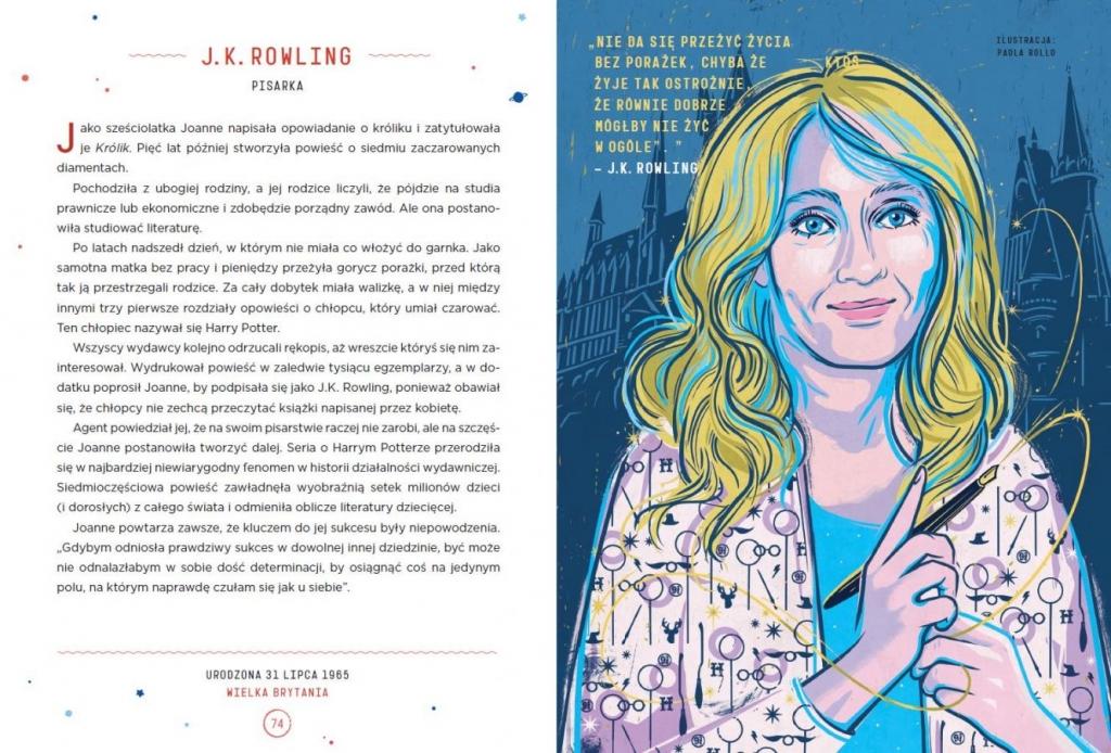 Opowieści na dobranoc dla młodych buntowniczek tom 2 - wydawnictwo Debit