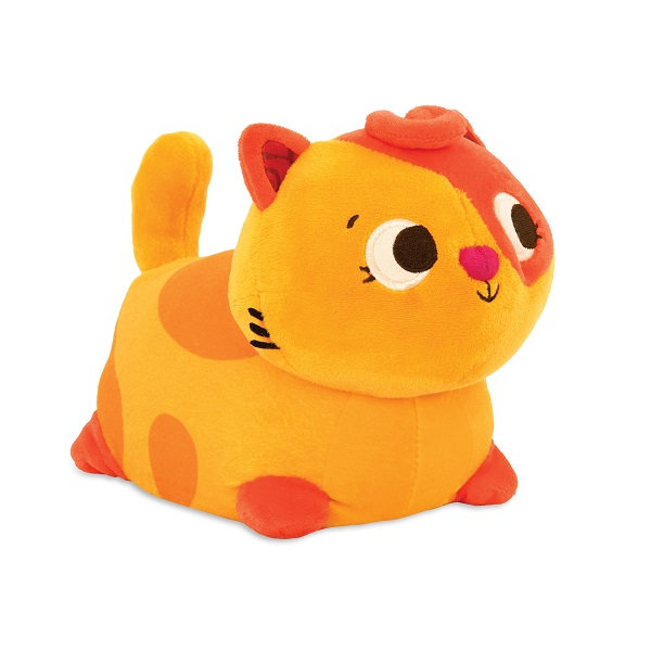 Wędrujący kotek z odgłosami – do nauki raczkowania od B.Toys