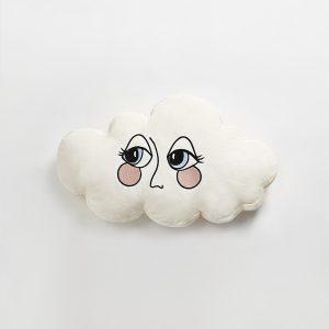 Poduszka dekoracyjna chmurka