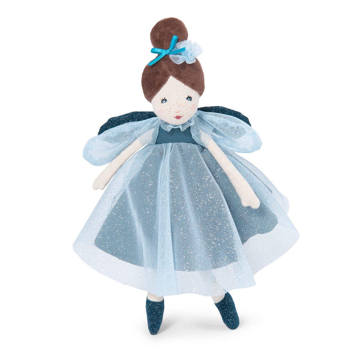 Lalka zaczarowana wróżka niebieska od Moulin Roty